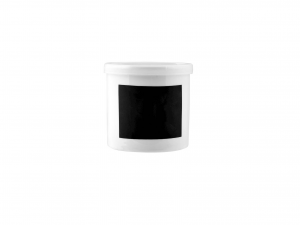 Barattolo Porcellana Bianco Cm11   He2506/350a