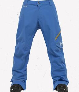 Pantaloni Snowboard AK 2L Cyclic Blue