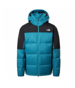 Giacca The North Face Diablo Down Hood Blue