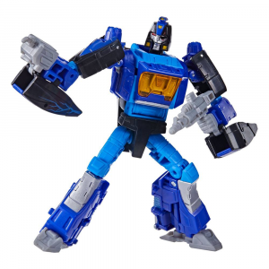 Transformers Generations Shattered Glass Collection: BLURR (Exclusive Hasbro Pulse Variant Cover) by Hasbro