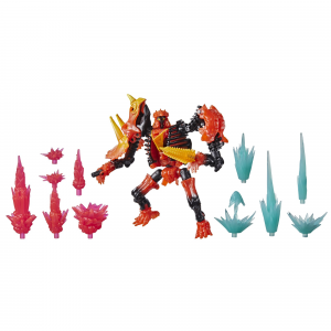Transformers Generation: War of Cybertron: TRICRANIUS BEAST (Power Fire Blasts Collection pack) by Hasbro