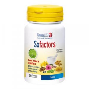 LONGLIFE SKIN FACTORS 60 TAVOLETTE