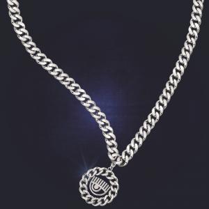 Chiara Ferragni Collana Chain, Groumette - Eye Logo
