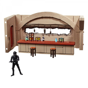 *PREORDER* Star Wars Vintage Collection: NEVARRO - CANTINA WITH IMPERIAL DEATH TROOPER (The Mandalorian) by Hasbro