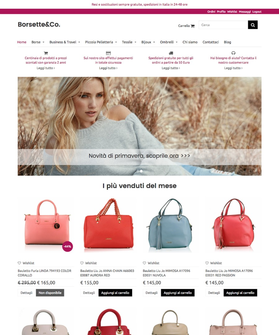 Storeden Theme - Passion for Fashion