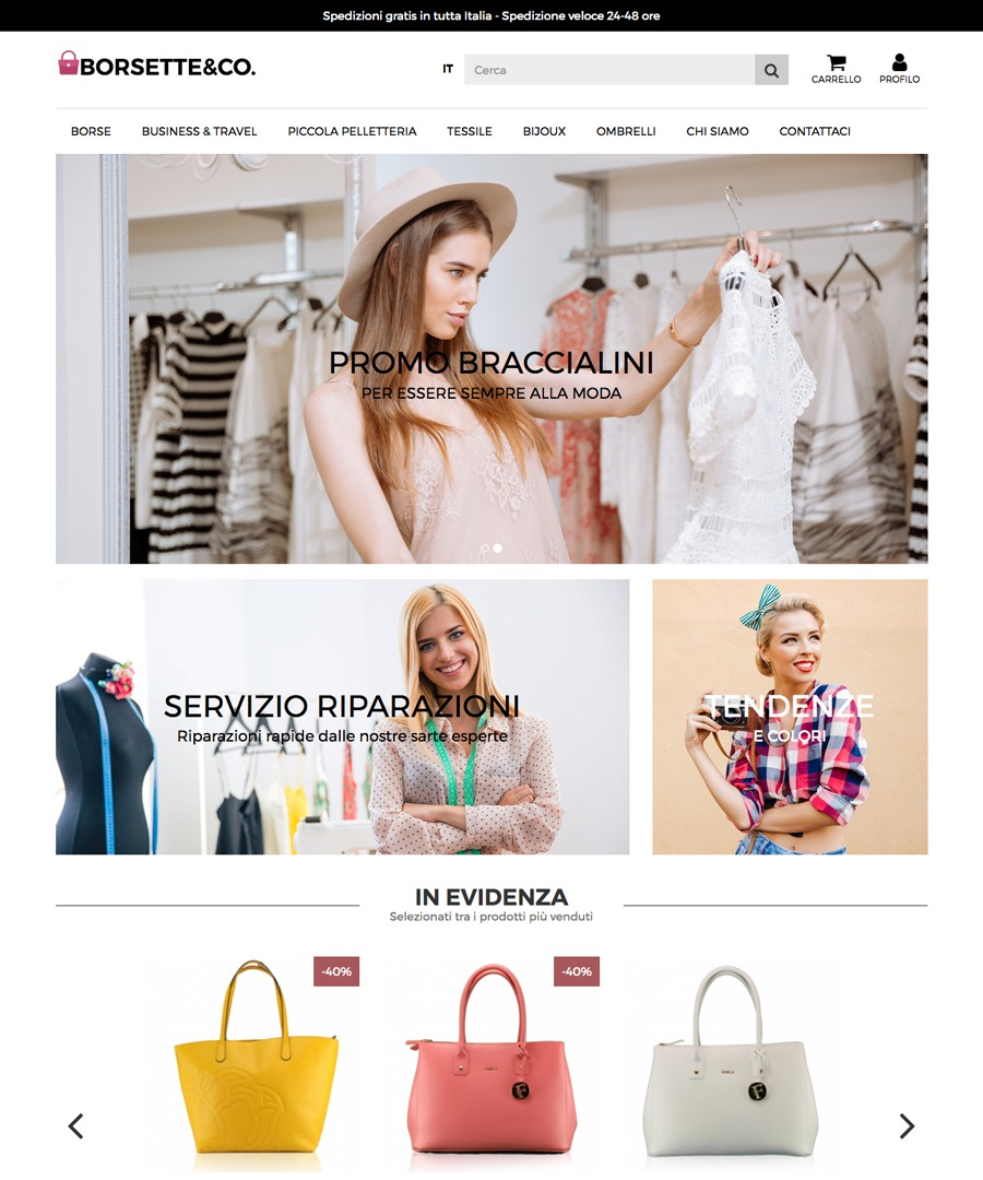 Storeden Theme - Professional seller