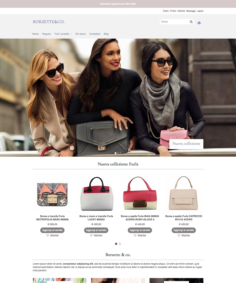 Storeden Theme - Shopping Fanatic