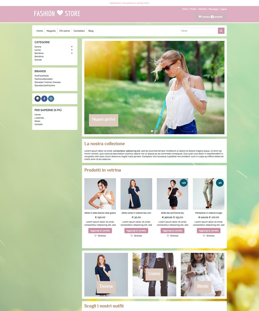 Storeden Theme - Stylish Outfit